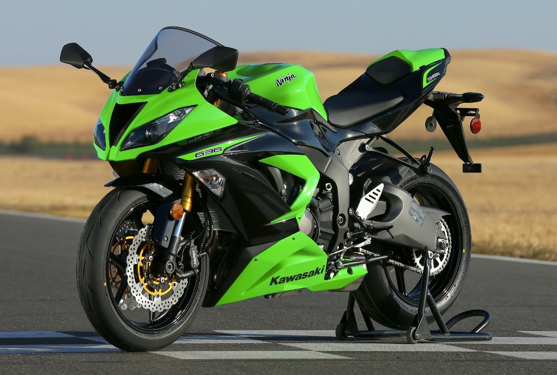 Kawasaki Ninja Zx-6R 636 ABS 5800 KM, KTRC