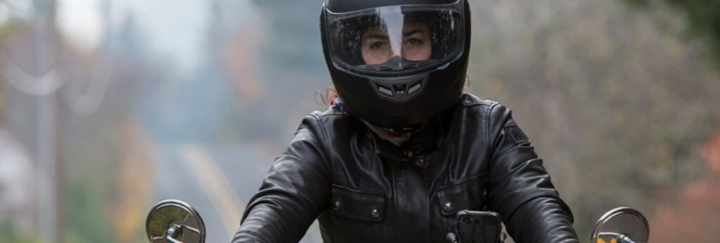 banner how to choose the right motorcycle helmet for you