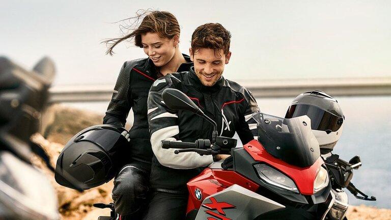 bmw xr rider and pillion min 1
