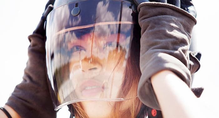 motorcycle helmet what are the rules