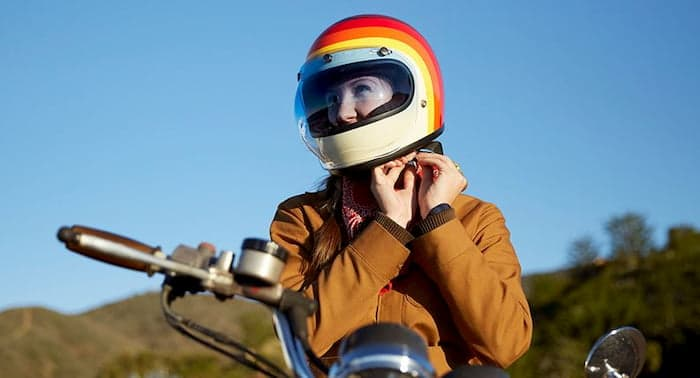 motorcycle helmet when to replace